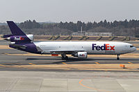 N599FE - MD11 - FedEx