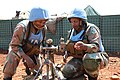 Female combat troops of South African Contingent in MONUSCO on robust foot and moblile patrols 74.jpg
