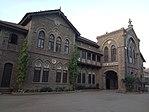 Здания кампуса колледжа Фергюссона1-Pune-Maharashtra.jpg
