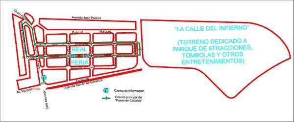 Mapa Feria Sevilla 2019.Feria De Abril Wikipedia La Enciclopedia Libre
