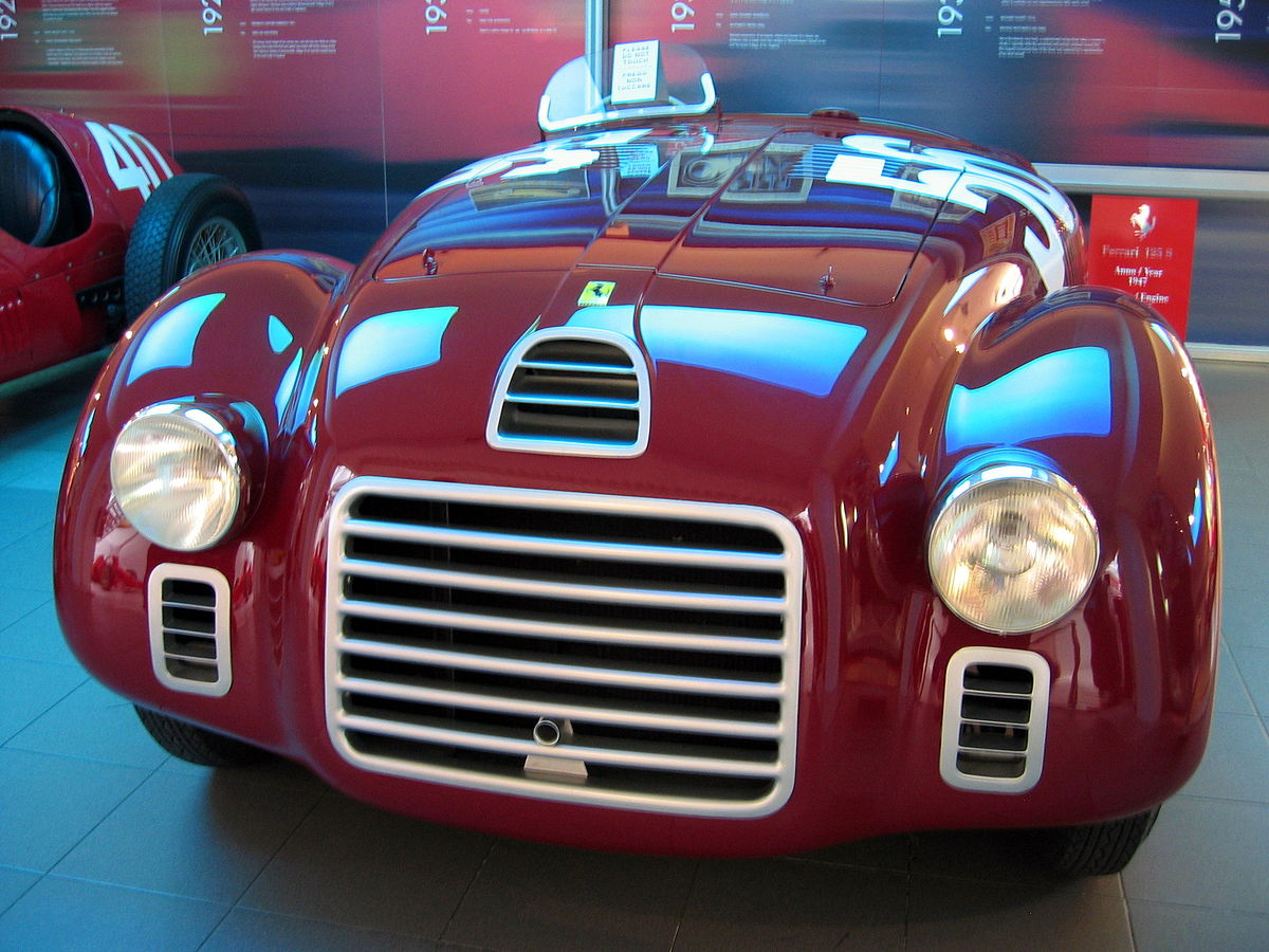 Category Ferrari 125 S Wikimedia Commons