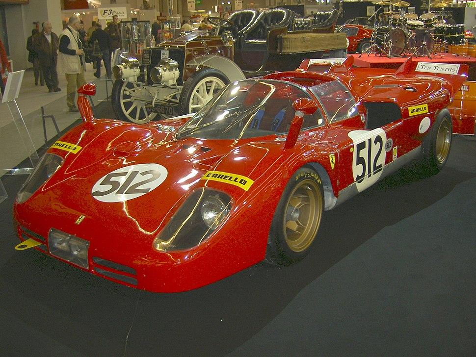 Ferrari 512 S - Nick Masson
