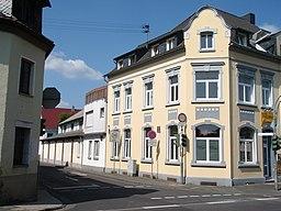 Hauptstraße in Sankt Augustin