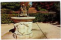 """File-Color photograph of Noble Fountain & steps to Promenade looking north; captioned on back,-""""Thousand of gallons of Thermal Water (1dd2bc16-9989-42a2-9391-53372ff8f51c).jpg"""