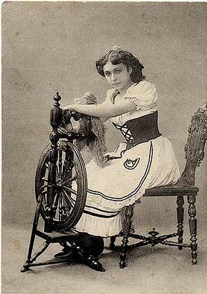 Sofia Fedorova - Sofia Fedorova as Lise. La Fille mal gardée, 1915