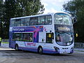 First Shuttle - BD12 TCK, 36276 route 41 Park & Ride 2012 Olympics White Water Centre (7699949932).jpg