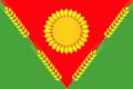 Flag of Komsomolskoe (Krasnodar krai).png