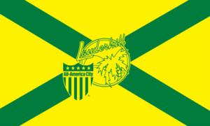 Lauderhill, Florida - Image: Flag of Lauderhill, Florida