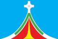 Flag of Lyudinovo (Kaluga oblast).png