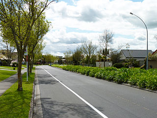 Flagstaff, Hamilton Place in New Zealand