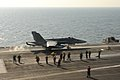 Flickr - Official U.S. Navy Imagery - An F-A-18C launches from USS Dwight D. Eisenhower..jpg