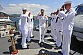 Flickr - Official U.S. Navy Imagery - The commander of U.S. Naval Forces Japan boards USS McCampbell as part of his visit to Shimoda, Japan, for the annual Black Ship Festival..jpg