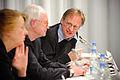 Flickr - boellstiftung - Podium, Marianne Zepp, Wilhelm Heitmeyer, Albrecht von Lucke.jpg