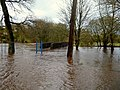 Flooding caused by Storm Ciara (geograph 6387094).jpg