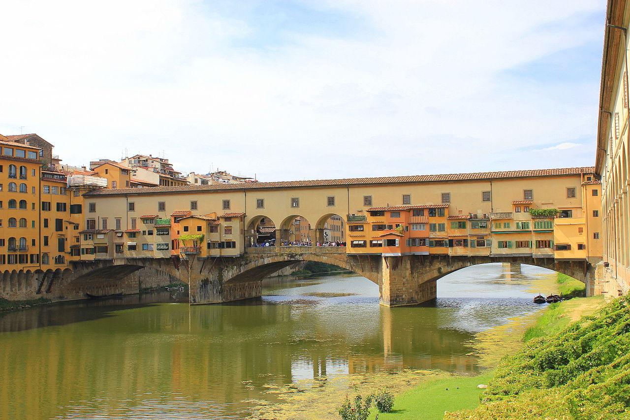 ponte vecchio - viaje barato florencia