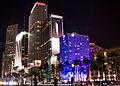 Florida city, USA, at night.jpg
