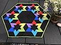 Flot farverig patchwork dug med 6 stjerner.jpg
