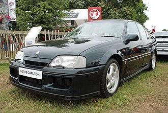 Sports sedan - Lotus Carlton
