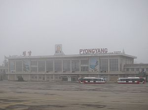 Foggy Day at the Sunan International Airport.jpg