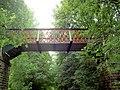 Footbridge over the Trans Pennine Trail. - geograph.org.uk - 543425.jpg
