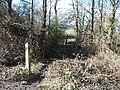 Footpath junction - geograph.org.uk - 1727250.jpg