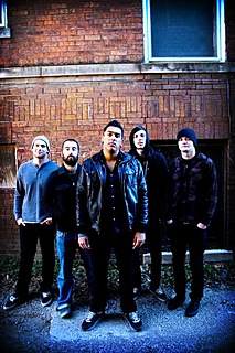 For Today American christian metalcore band