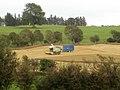Forage Harvester, near Llangadfan - geograph.org.uk - 560348.jpg