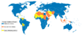 Foreign relations of Israel Map 2011.png