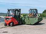 Forklift, 12. Internationales Maritimes-Fahrzeugtreffen, Ribnitz-Damgarten (P1060540).jpg