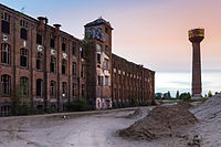 Former tire factory site Continental AG Wasserstadt Limmer Hannover Germany 01.jpg
