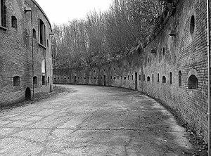 Hoboken, Antwerp - Fort 8 of the defensive structures of Antwerp.