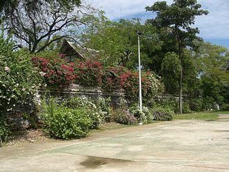 Phra Pradaeng District - Image: Fort Pom Phlaeng Faifa 1