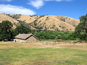 Fort Tejon - Fort Tejon Barracks