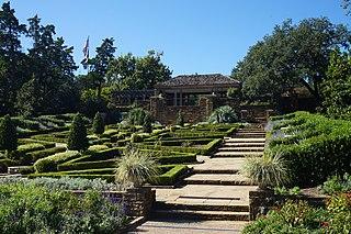 Fort Worth Botanic Garden United States historic place