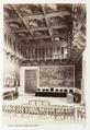 Fotografi av Valencia. Audiencia, Salon de Cortes - Hallwylska museet - 104759.tif