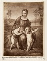 Fotografi på Madonna del cardellino - Hallwylska museet - 107393.tif