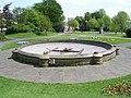 Fountain - Greenhead Park - Trinity Street - geograph.org.uk - 800883.jpg