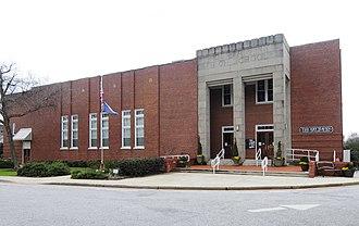 Fountain Inn High School - Fountain Inn High School