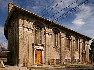 Burnham Hoyt - Fourth Church of Christ, Scientist, Denver, Colorado