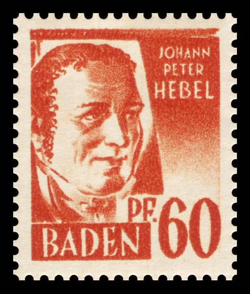 File:Fr. Zone Baden 1947 10 Johann Peter Hebel.jpg