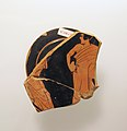 Fragment of a terracotta kylix (drinking cup) MET sf20116038front.jpg