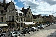 France Eure et Loir Chartres Vieille ville 02