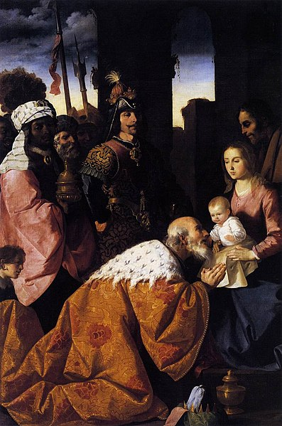 File:Francisco de Zurbarán - Adoration of the Magi - WGA26057.jpg