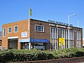 Frank Bather and Son Ltd Tyres, Birkenhead.JPG