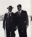 Frank Lloyd Wright, Bruno Zevi 1951 (2).jpg