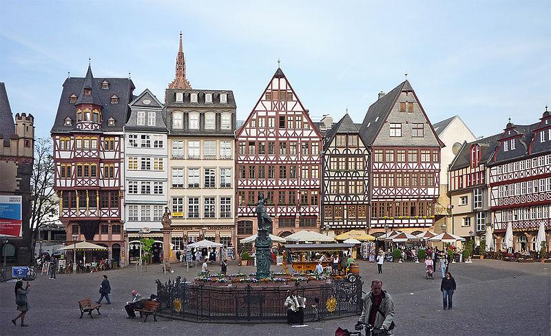O que fazer em Frankfurt no inverno