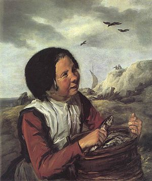 Laughing Fisherboy - Image: Frans Hals 093 WGA version