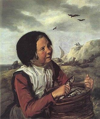 Laughing Fisherboy - Image: Frans Hals 093 WGA version
