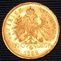 Franz Josef 20Kronen Neuprägung Revers.JPG