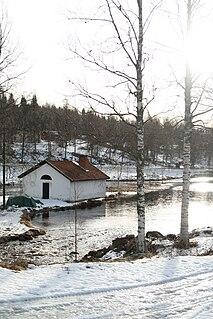 Fredriksberg, Sweden Place in Dalarna, Sweden